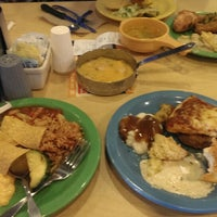 Photo taken at Old Country Buffet by Karthik M. on 11/9/2013