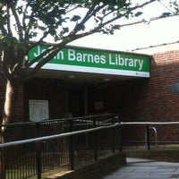 Photo taken at John Barnes Library by Nisha K. on 7/10/2013