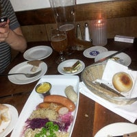 Photo taken at Heidelberg Restaurant by Fox F. on 4/19/2013