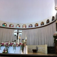 Photo taken at Gereja Santa Theresia by °•✿°Pℜ❣Ñč♔§§♛ °. on 11/11/2012