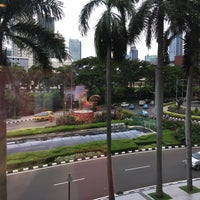 Photo taken at Tower 1 - Indonesia Stock Exchange by °•✿°Pℜ❣Ñč♔§§♛ °. on 2/7/2017