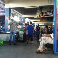 Photo taken at Udon Thani Bus Terminal by *Florence p. on 10/11/2011