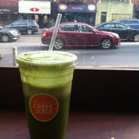 Photo taken at Brooklyn Crepe & Juice by Kristen T. on 2/28/2013