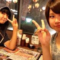 Photo taken at 赤から 東刈谷店 by Miku O. on 7/6/2013
