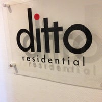 Photo taken at ditto residential by Chris H. on 5/13/2013