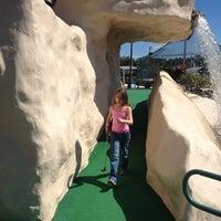 Photo taken at 76 Golf World by Stephanie K. on 2/18/2014