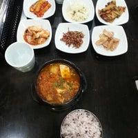 Photo taken at Won Korean by Min T. on 10/4/2014