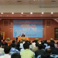 Photo taken at มหาวิทยาลัยมหามกุฏราชวิทยาลัย วิทยาเขตอีสาน by ChidKlai L. on 7/16/2013