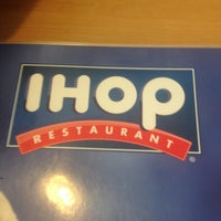 Photo taken at IHOP by Orlando S. on 4/13/2013