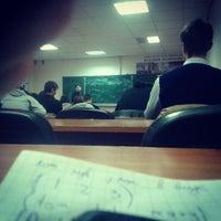 Photo taken at Филиал МГУПИ by Voland M. on 12/9/2013