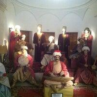12/2/2012 tarihinde Hande E.ziyaretçi tarafından Sultan II. Beyazıt Külliyesi Sağlık Müzesi'de çekilen fotoğraf