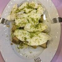 Photo taken at tatlim pastanesi by Halim S. on 5/10/2017