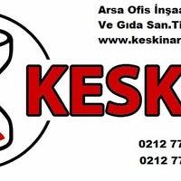 Photo taken at keskin arsa ofisi by Fnd . on 7/17/2016