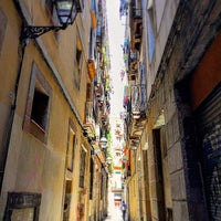Foto tomada en Barrio Gótico por Fernando C. el 6/8/2015