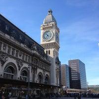 Photo taken at Paris Lyon Railway Station by Jean-Baptiste D. on 4/14/2013