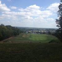 Photo taken at Raspberry Falls Golf & Hunt Club by Kevin J. on 9/25/2013