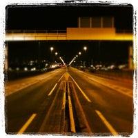 Photo taken at Redheugh Bridge by john h. on 7/19/2013