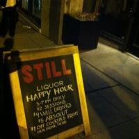 Photo taken at Still Liquor by Carlos C. on 3/2/2013