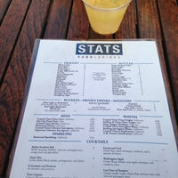 Photo taken at STATS Brewpub by Brittany W. on 9/10/2013