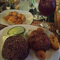 Photo taken at Don Pío Cuban Cuisine by Sus B. on 2/6/2015