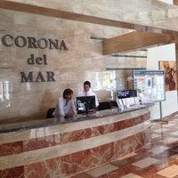 Foto tomada en Hotel RH Corona del Mar Benidorm por Marta G. el 3/18/2014