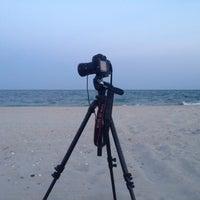 Photo taken at Beach by Игорь П. on 9/4/2016