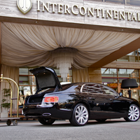 Photo taken at InterContinental Los Angeles Century City by William B. on 2/27/2014