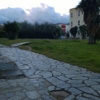 Photo taken at ΤΕΙ Δυτικής Ελλάδας by Dimitra G. on 3/4/2014