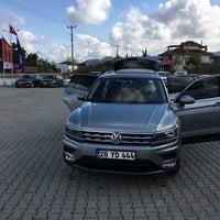 Photo taken at Volkswagen Fatih Otomotiv Ünye by Ibrahim D. on 10/20/2016