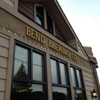 Photo taken at Bend Brewing Company by Chad C. on 4/19/2013