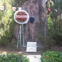 10/5/2013 tarihinde MrcnVrl ..ziyaretçi tarafından Zübeyde Hanım Anıt Mezarı'de çekilen fotoğraf