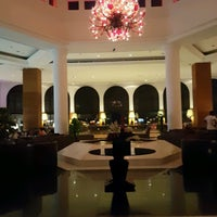 Photo taken at Lobby at The Cleopatra Luxury Resort by Lubna on 9/16/2016