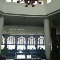 Photo taken at Lobby at The Cleopatra Luxury Resort by Lubna on 9/13/2016