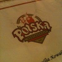 Foto tirada no(a) Polska Restauracja por Francisco S. em 10/19/2012