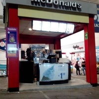 Photo taken at Mc Donald's Helados-Open Plaza by Melissa V. on 2/25/2014