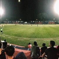 Photo taken at Mini Stadium by Nftzahraaa on 5/12/2017