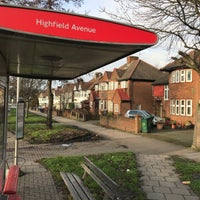 Photo taken at Brent Cross Station Bus Stop R by Mike S. on 1/6/2018