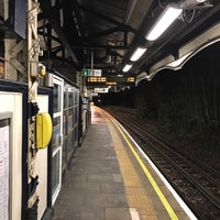 Photo taken at Brent Cross London Underground Station by Mike S. on 1/27/2018