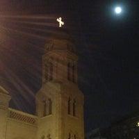 Photo taken at St. Mark's Church by Mohamed E. on 7/21/2013