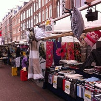Photo taken at Albert Cuyp Markt by Annette v. on 7/11/2013