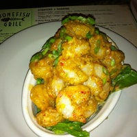 Photo taken at Bonefish Grill by Woo W. on 7/17/2013