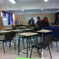 Photo taken at Secundaria diurna 112 by Claudia A. on 3/26/2014