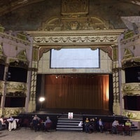 Photo taken at Morecambe Winter Gardens Theatre by Terry D. on 8/17/2014