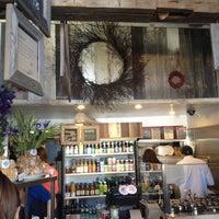 Photo taken at Blue Barn Gourmet by Makenzi B. on 4/14/2013