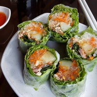 Photo taken at Saigon Cafe by Jeffry L. on 8/1/2015