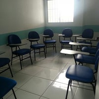 Photo taken at InFlux English School by Marcio R. on 8/9/2014