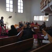 Photo taken at Iglesia Metodista San Pablo by Gustavo G. on 8/18/2013