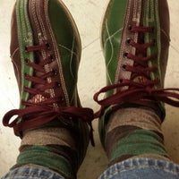 Photo taken at Stoneleigh Duckpin Bowling Center by Badhbh C. on 9/13/2013