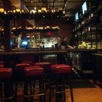 Photo taken at Via Italian Table by Geoffrey Z. on 11/24/2012
