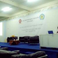 Photo taken at Universitas Batam (UNIBA) by Nayy N. on 12/12/2013